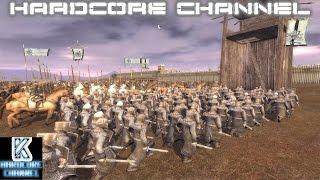 Medieval 2 Total War - прохождение - Франция - Hardcore =2= Гром войны
