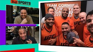 Daniel Cormier Has Major Respect for Stipe Miocic | TMZ Sports