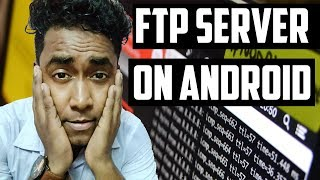How to Create FTP Server On Your Android Mobile