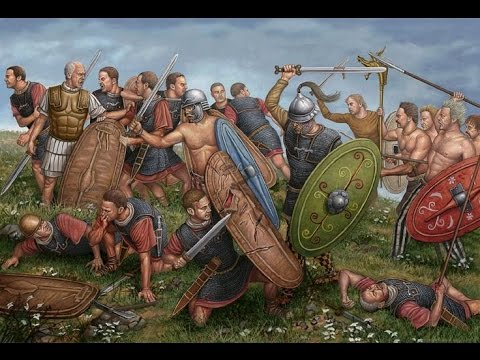 Celt Warriors -The Sack Of Rome. - YouTube