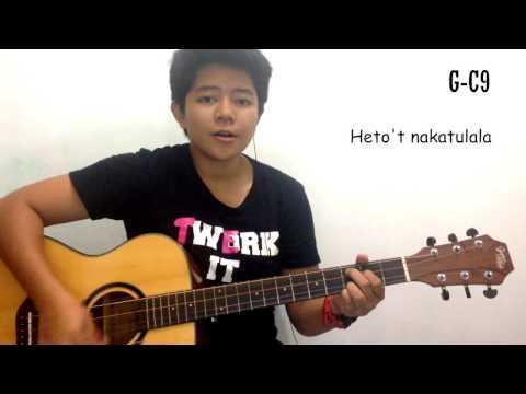 Hale - Kung Wala Ka (Guitar Chords and Lyrics)