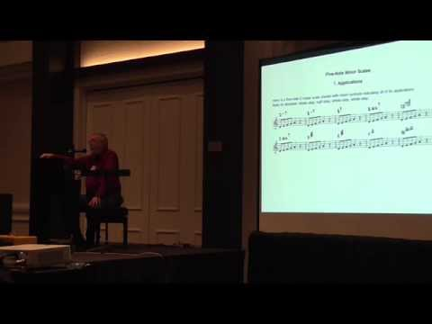 Dan Haerle - Magic Motives: A method for developing jazz vocabulary
