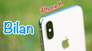 iPhone X : points positifs/négatifs - BILAN !