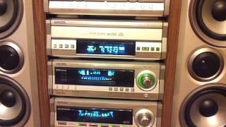 Aiwa XR-DPH 2100