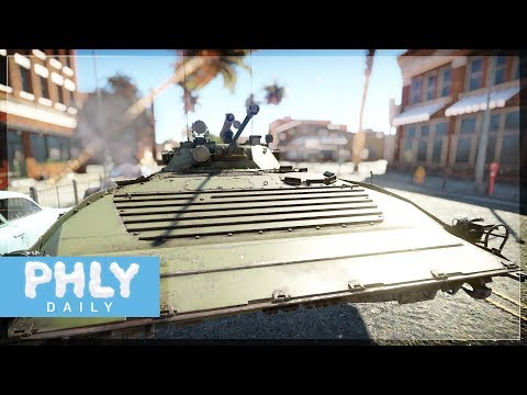 BMP-2 | HIGH TECH ORGANIC aRmOr  (War Thunder Tanks)