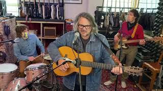 "Jeff Tweedy performs ""God"" by John Lennon"