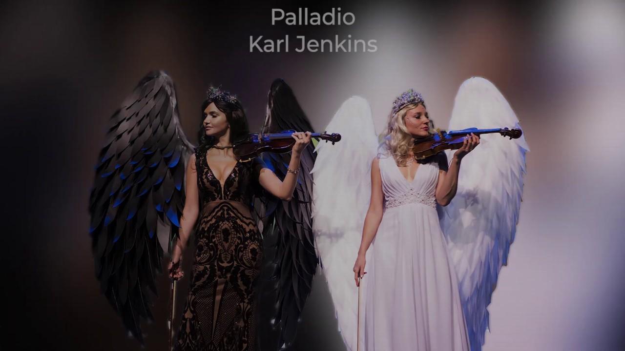 Camille et Julie Berthollet - Palladio