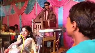 ब्यास मनोज शार्मा ,सूरदास ने अभिषेक तिवारी को कितना प्यार से दुगोला मजबुर किये गाने को20 March 2019
