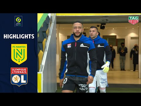 Nantes Lyon Goals And Highlights