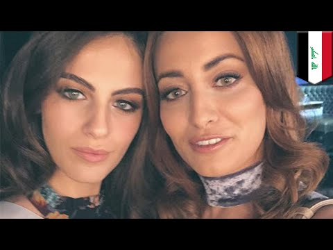 Miss Iraq getting threatening messages over selfie photo with Miss Israel - TomoNews