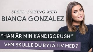 Speed dating with Bianca Gonzalez