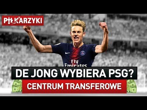 De Jong wybrał PSG?! FELLAINI kolegą Glika!? ARMAGEDON w Ligue 1!   Piłkarzyki