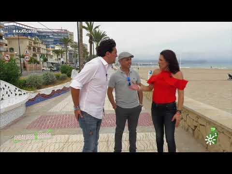 Andaluces por España   Alicante