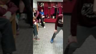 Portville Wrestlers (Mannequin Challenge)