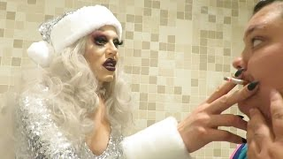 KICKED OUT OF A DRAG SHOW... AGAIN!!