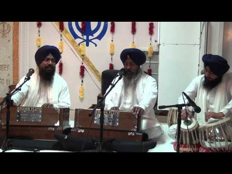 Bhai Gurcharan Singh Hazoori Ragi Sri Darbar Saheb Amritsar
