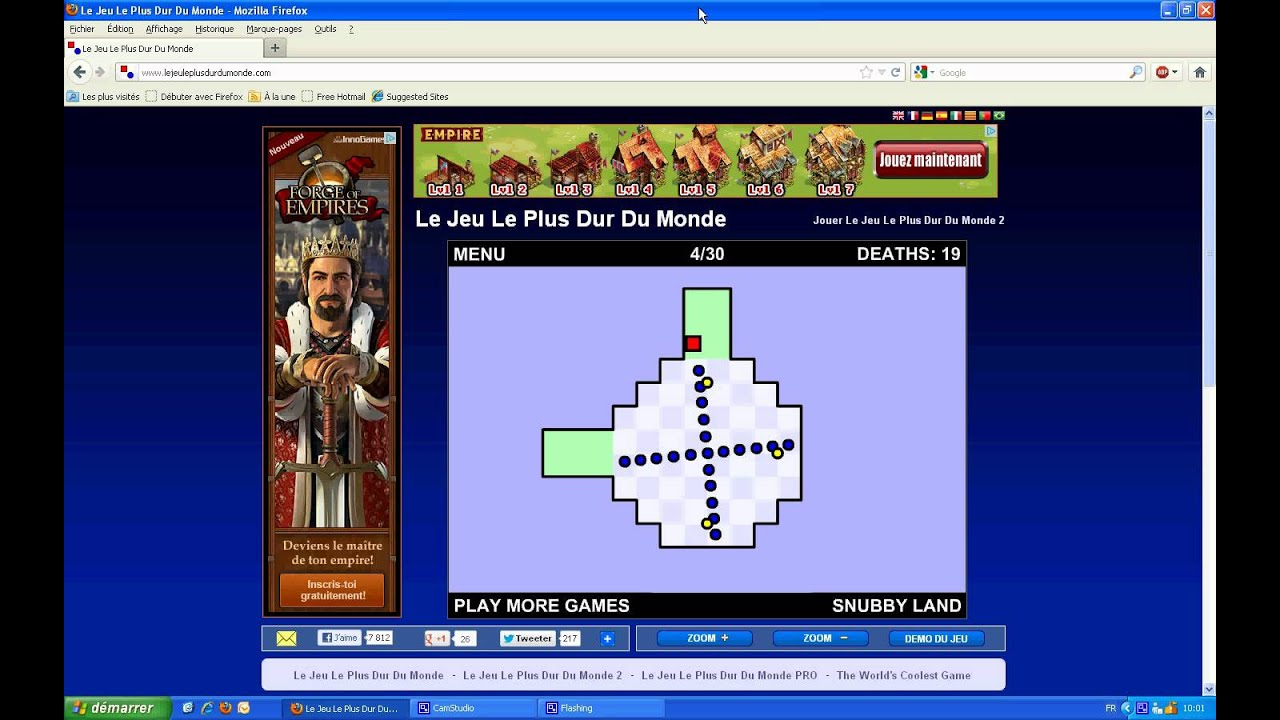 le jeu le plus dur du monde 4 4 youtube