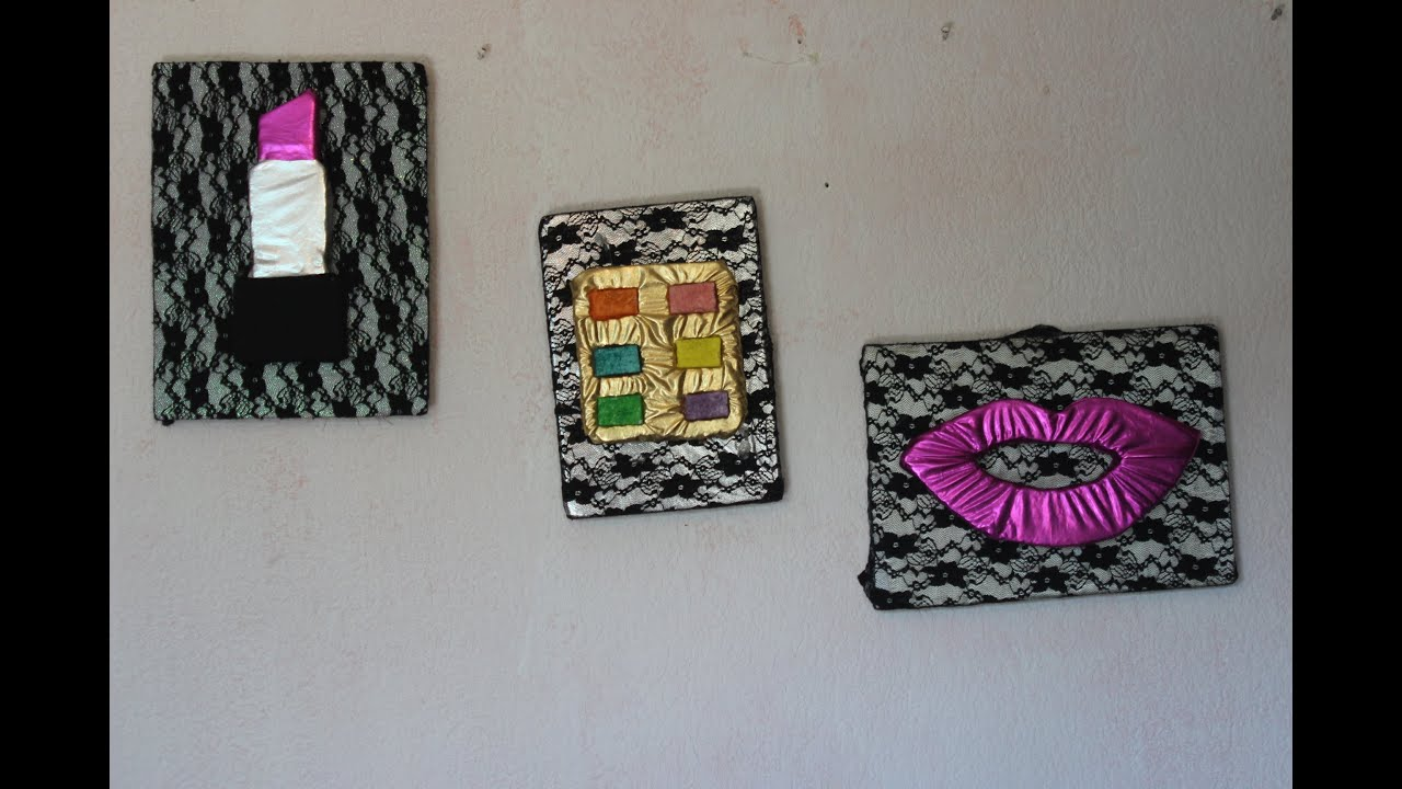 Diy Cuadros Diy Cuadros Decorativos Youtube