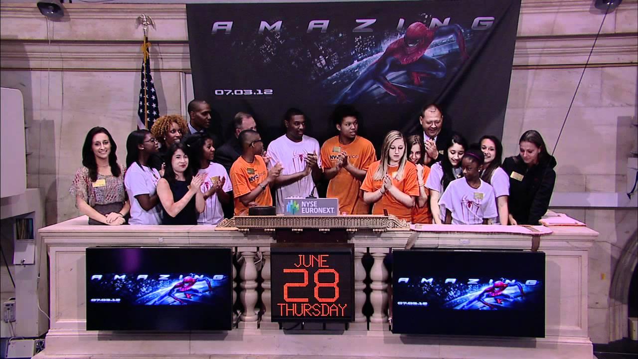 Sony Pictures Entertainment Celebrates The Amazing Spider-Man™