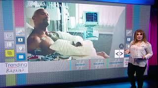 التلفزيون الإيراني يخفي جزءا من صدر ممثل أمريكي في مشهد من فيلم Fast and Furious