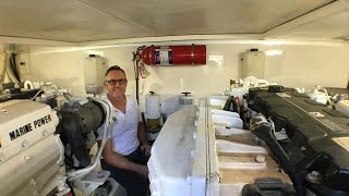 Seafire Fire Extinguishing Systems on boats