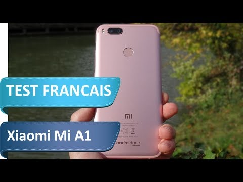 Test Fr du Xiaomi Mi A1 Globale avec Android One (version internationale avec 4G et bande 800Mhz)