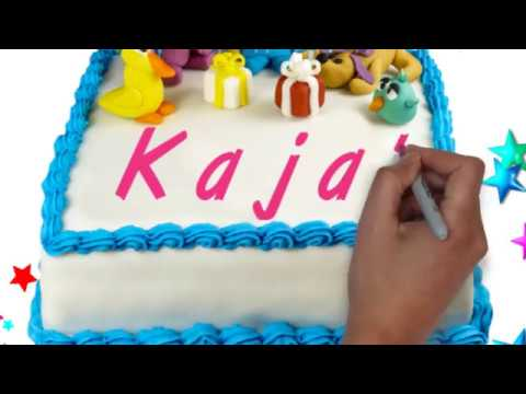 Happy Birthday Kajal Youtube