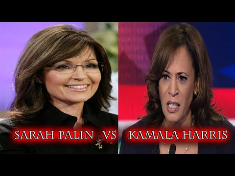 Sarah Palin Vs Kamala Harris: Battle Of The VP s from YouTube · Duration:  24 minutes 20 seconds