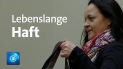 Lebenslange Haft für Zschäpe - Gericht spricht Urteil im NSU-Prozess