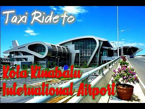 Road Trip to Kota Kinabalu International Airport, Sabah