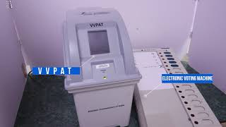 How to cast Vote using EVM - VVPAT