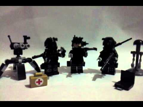 Lego swat team - YouTube