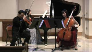 Trio Oriens plays Mendelssohn