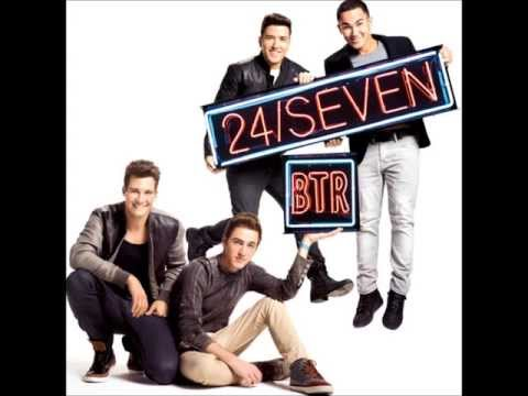 Big Time Rush - 24/Seven - Song For You (feat. Karmin) [Full Version]
