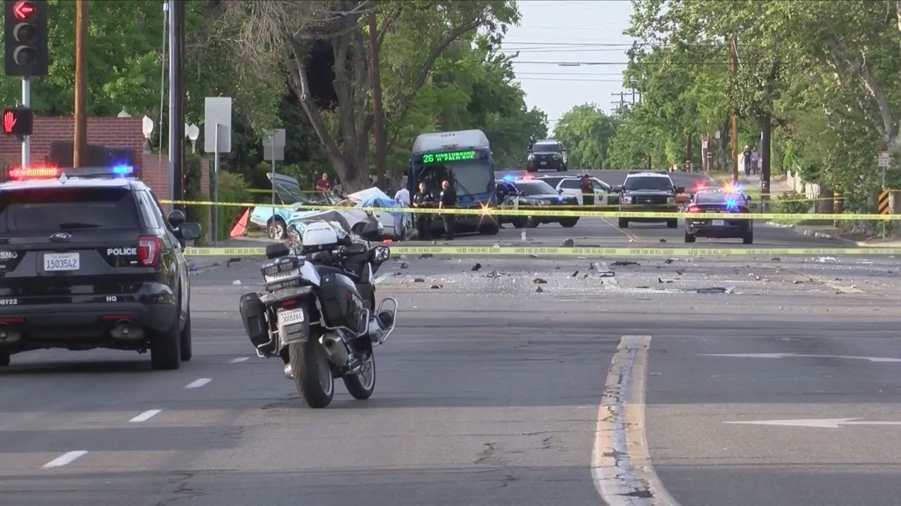 KSEE 24 News Car chase turns deadly