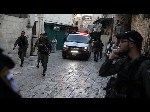 شاهد: مقتل فلسطيني حاول طعن جندي إسرائيلي في القدس المحتلة…  - نشر قبل 59 دقيقة