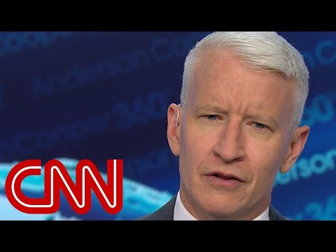 Anderson Cooper: Silly us to think Mexico would pay for wall