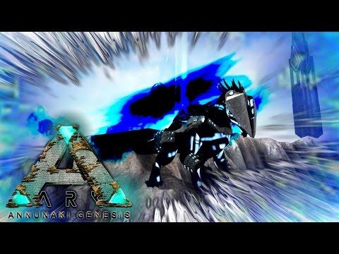 Ark: Annunaki Genesis Mod ~ S2 Ep 29 ~ Taming Primordius, The Celestial Dragon!!