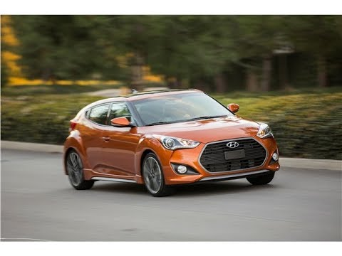 Hyundai Veloster 2018 Car Review