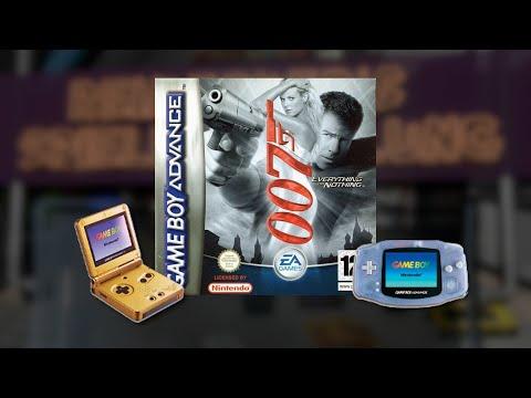 Gameplay : James Bond 007 - Alles oder Nichts [Gameboy Advance]