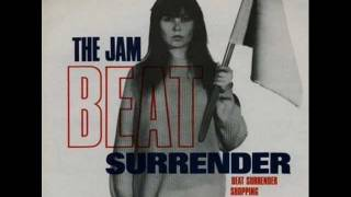 THE JAM - BEAT SURRENDER - SHOPPING