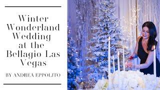 Download lagu Winter Wonderland Luxury Wedding at Bellagio | Andrea Eppolito