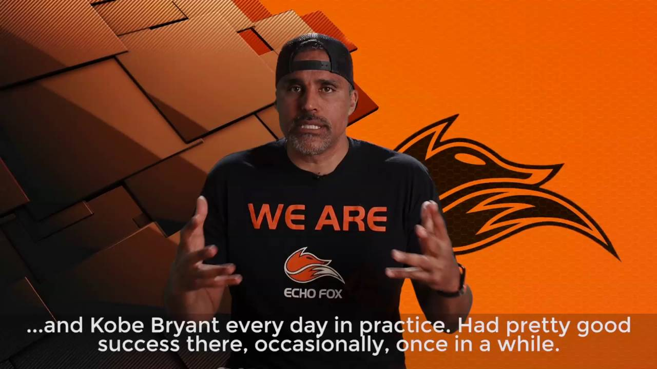 fa3b6eb5c5f Ask Echo Fox  Rick Fox Versus Fox Pros - YouTube