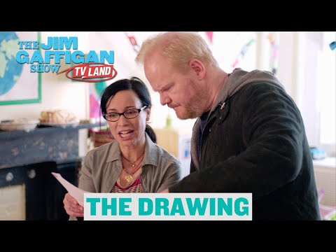 The Jim Gaffigan : The Drawing