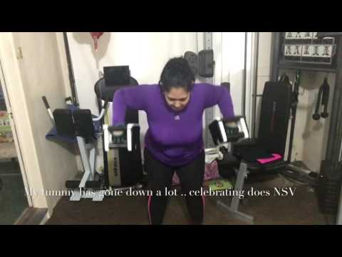 Plus Size Fitness , Upper body weight Training.. Weight loss