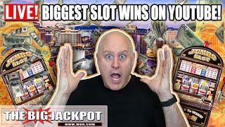 🎆🖐️💵MASSIVE JACKPOT HANDPAY LIVE FROM LAS VEGAS💵🖐️🎆 The Big Jackpot