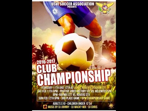 Usvi 2016-17 Club Championship ( Penalties 4-3 )