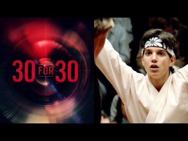 30 for 30 | Daniel LaRusso vs. Johnny Lawrence