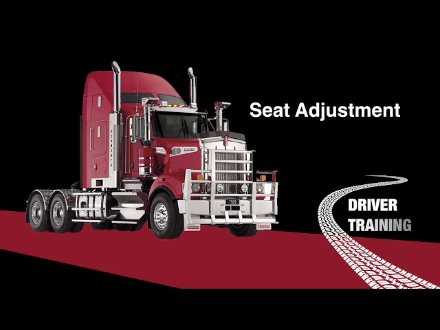 T909  ISRI Seat Adjustment