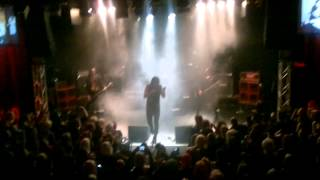 Deathstars live 2012 Finland - Blitzkrieg (6/12)